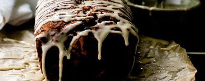 Рецепт выпечки кекса из муки, тыквы и шоколада