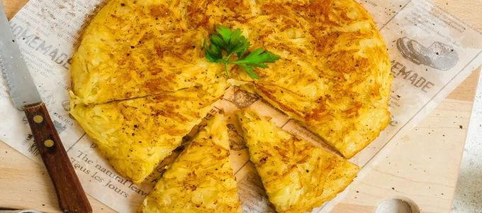 Швейцарские картофельные рёшти